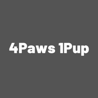 4 Paws 1 Pup