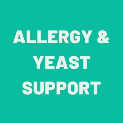 Allergy & Yeast Support